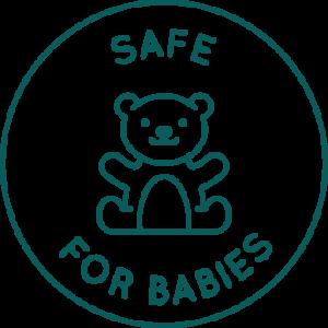 sicher für Babies