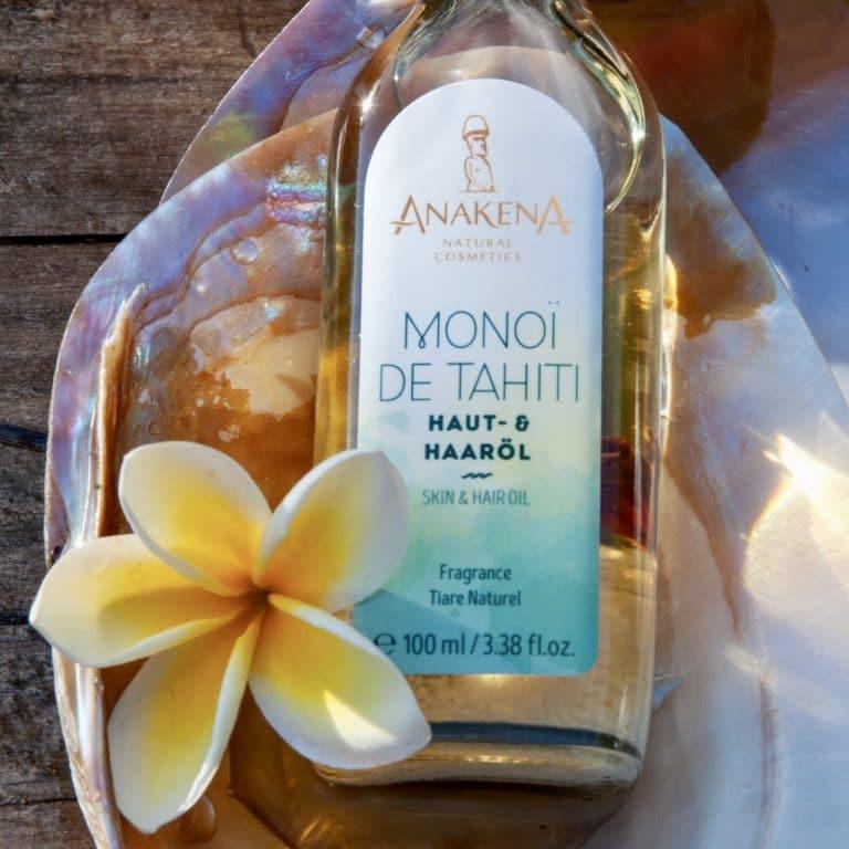 Monoï de Tahiti