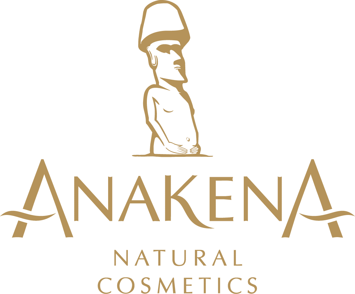 Anakena Natural Cosmetics Logo Footer