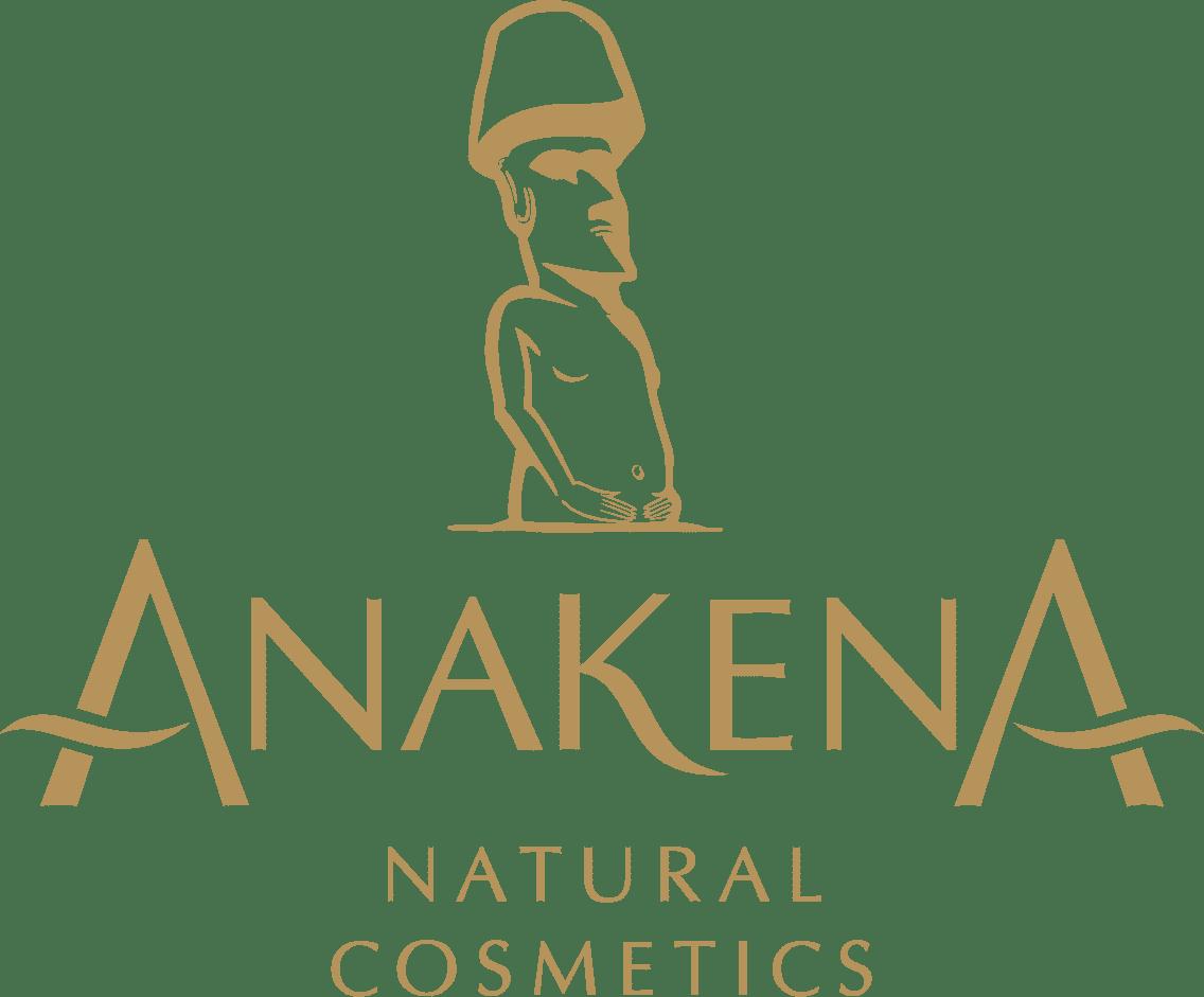 Anakena Natural Cosmetics Logo Footer