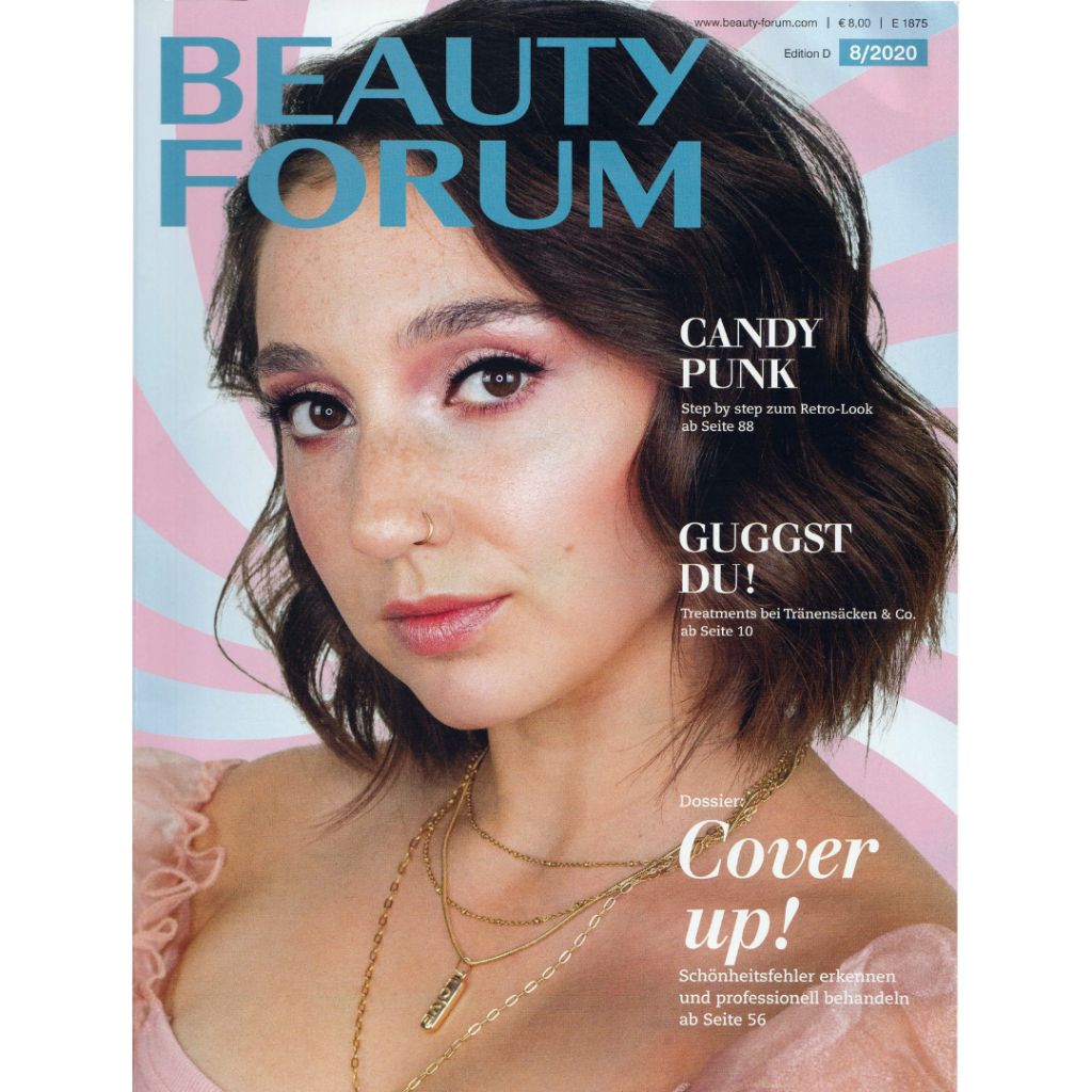 Zeitschrift Beauty Forum