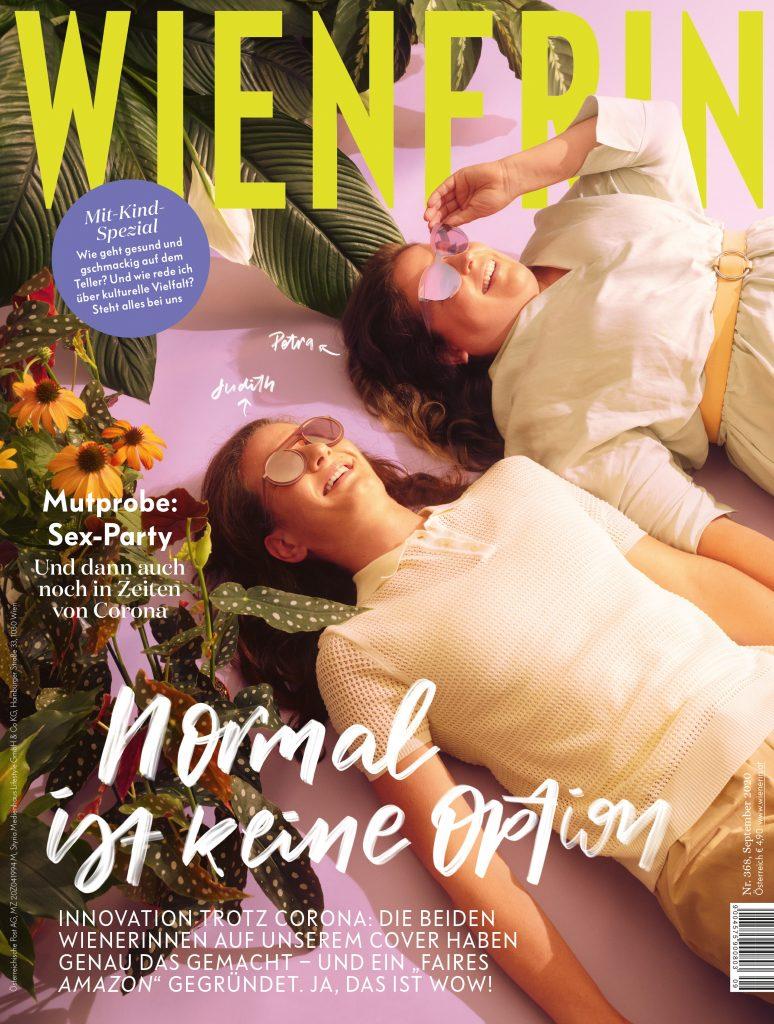Cover Wienerin