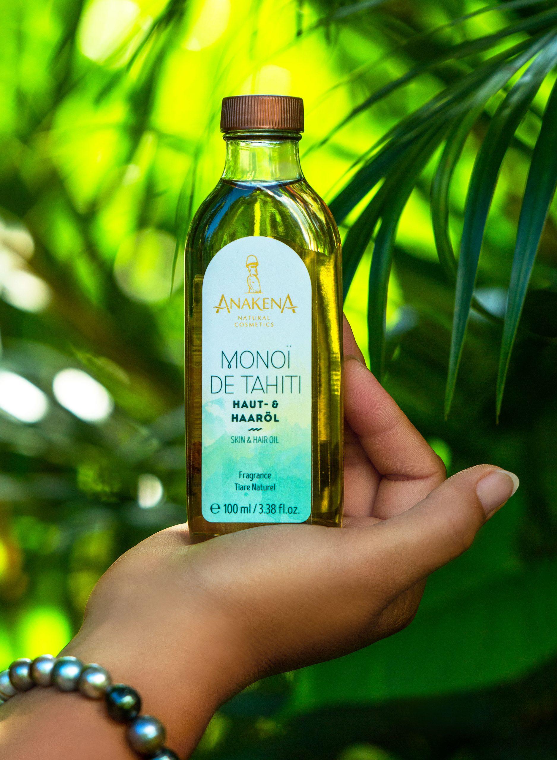 Monoi in Tahiti