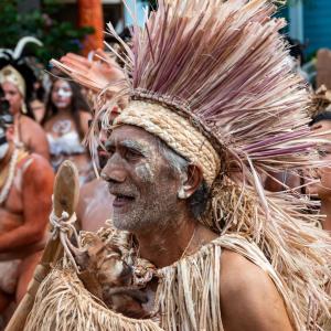 Tapati Rapa Nui 2021 Nari Nari