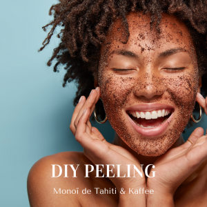 Monoi de Tahiti Kaffee DIY